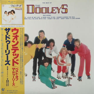 帯・THE DOOLEYS / ウォンテッド・美盤♪(クラブ/ダンス)
