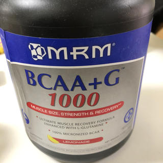 BCAA+G レモネード味 1kg(アミノ酸)