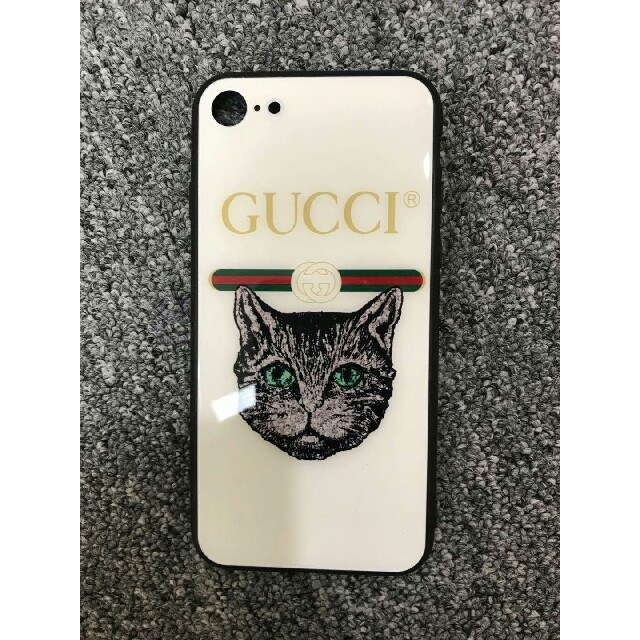 iphone8 ケース 白 / Gucci - GUCCI  IPHONE7/8のケースの通販 by Millie's shop|グッチならラクマ