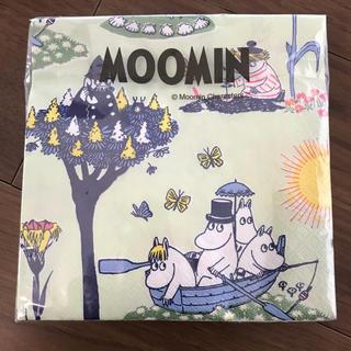 ムーミン  MOOMIN  ペーパーナプキン(テーブル用品)