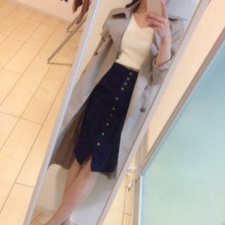 ココディール(COCO DEAL)のミディ丈タイトスカート(ひざ丈スカート)