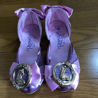 ディズニー(Disney)の17センチ ラプンツェルの靴 (その他)