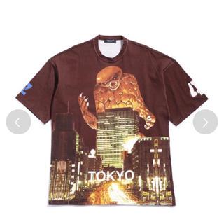 アンダーカバー(UNDERCOVER)のundercover ZORUGE tシャツ  3 アンダーカバー(Tシャツ/カットソー(半袖/袖なし))