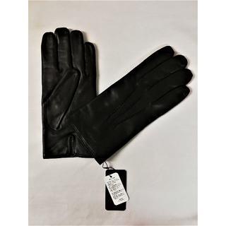 オロビアンコ(Orobianco)のOrobianco オロビアンコ 羊革 手袋 Lサイズ イタリア製 ブラック 2(手袋)
