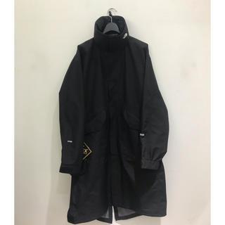 ハイク(HYKE)のHYKE × THE NORTH FACE  GTX Military Coat(ミリタリージャケット)