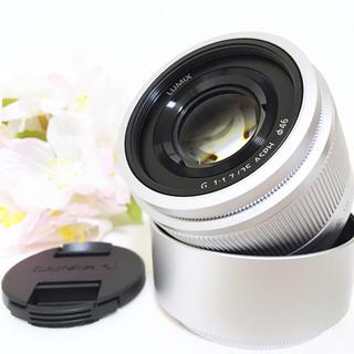 Panasonic - ❤️セール❤️新品 Panasonic LUMIX 単焦点レンズ 25mm
