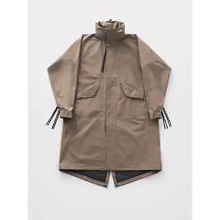 ハイク(HYKE)のmen L NORTH FACE×HYKE  GTX Military Coat(ミリタリージャケット)