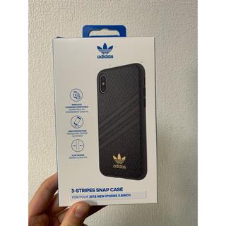 アディダス(adidas)のadidas iphone X,Xs case アディダスオリジナル(iPhoneケース)