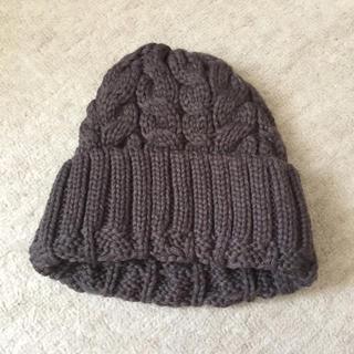 ジェイダ(GYDA)の値下げしました GYDA ニット帽(ニット帽/ビーニー)