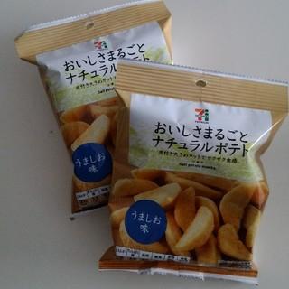 セブンアイディコンセプト(7-Idconcept)のナチュラルポテト(菓子/デザート)