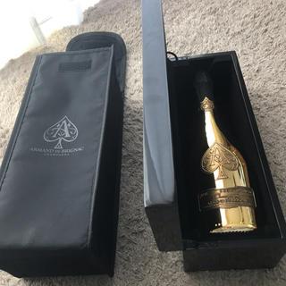 アルマンドバジ(Armand Basi)のえりりん様専用 アルマンド ロゼ ゴールド2本セット(シャンパン/スパークリングワイン)
