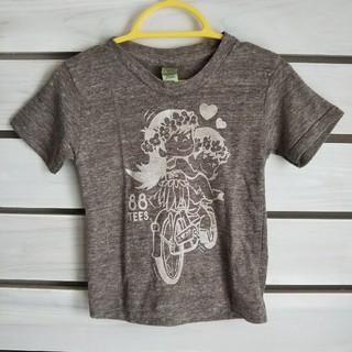 エイティーエイティーズ(88TEES)の88tees 子供服(ブラウン)(Tシャツ)