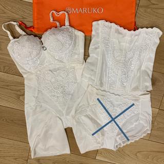マルコ(MARUKO)の【美品】MARUKO モンマリエ(ブライダルインナー)