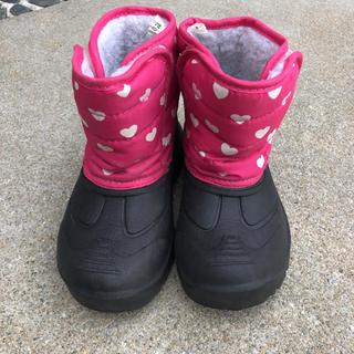 スノーブーツ 15センチ キッズ ブーツ(ブーツ)