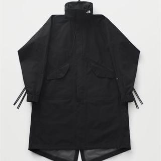 ハイク(HYKE)のnorth face hyke GTX Military Coat M(ミリタリージャケット)