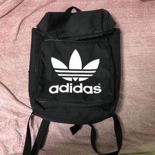 アディダス(adidas)のリュックサック adidas originals 黒(リュック/バックパック)