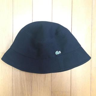 ラコステ(LACOSTE)のLACOSTE   帽子 メトロハット(ハット)