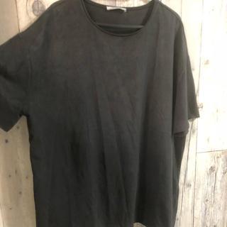 ザラ(ZARA)のZARAMEN ★ 切りっぱなしTシャツ(Tシャツ/カットソー(半袖/袖なし))