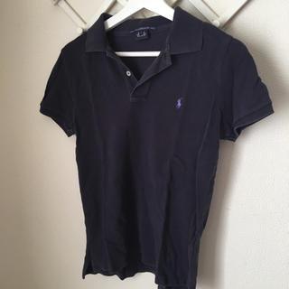 ラルフローレン(Ralph Lauren)のラルフローレン ポロシャツ ネイビー L *期間限定出品(ポロシャツ)