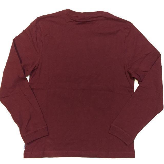 DISCUS(ディスカス)の新品 39 Mサイズ DISCUS ディスカス ロンT 長袖Tシャツ 綿100% メンズのトップス(Tシャツ/カットソー(七分/長袖))の商品写真