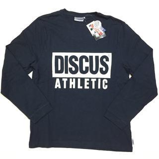 ディスカス(DISCUS)の新品 88 Lサイズ DISCUS ディスカス ロンT 長袖Tシャツ 綿100%(Tシャツ/カットソー(七分/長袖))