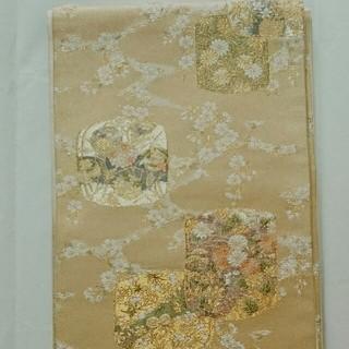 正絹・袋帯(帯)
