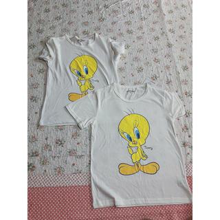 Disney - LOOVEYTUNES♥Tシャツ2点セット