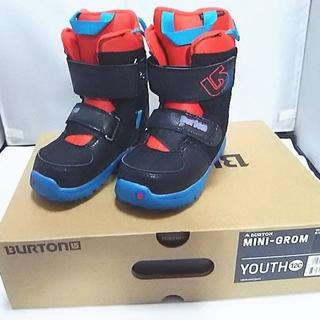 BURTON - 値下げ新品 BURTONバートン キッズ子供スノーボード ブーツ17.5cm