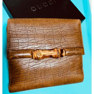 52645736635e グッチ バンブー 折り財布(メンズ)の通販 9点 | Gucciのメンズを買うなら ...