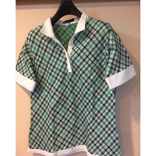 ダックス(DAKS)のDAKSポロシャツ☆Lサイズ☆ゴルフ(ポロシャツ)