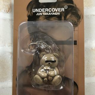 アンダーカバー(UNDERCOVER)の新品 アンダーカバー ベア キーホルダー ベージュ(キーホルダー)