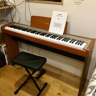 関東限定 送料無料  電子ピアノ KAWAI L1 88鍵 (電子ピアノ)