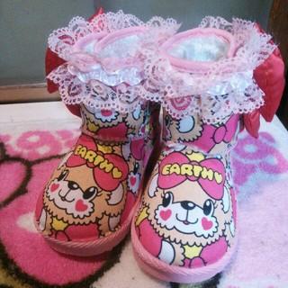 アースマジック(EARTHMAGIC)の♡紅桜様♡専用♡(ブーツ)