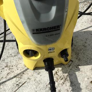 ケーツー(K2)のブランド高圧洗浄機(洗車・リペア用品)