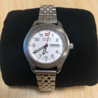 ウェンガー(Wenger)のWengerウェンガー腕時計(腕時計)