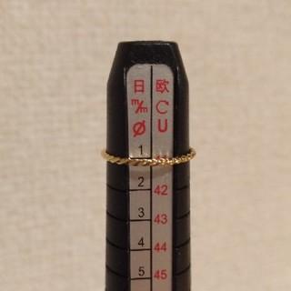 k10ピンキーリング(リング(指輪))