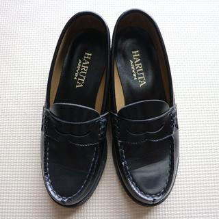 ハルタ(HARUTA)のハルタ22.5cm黒色ローファー/HARUTA(ローファー)