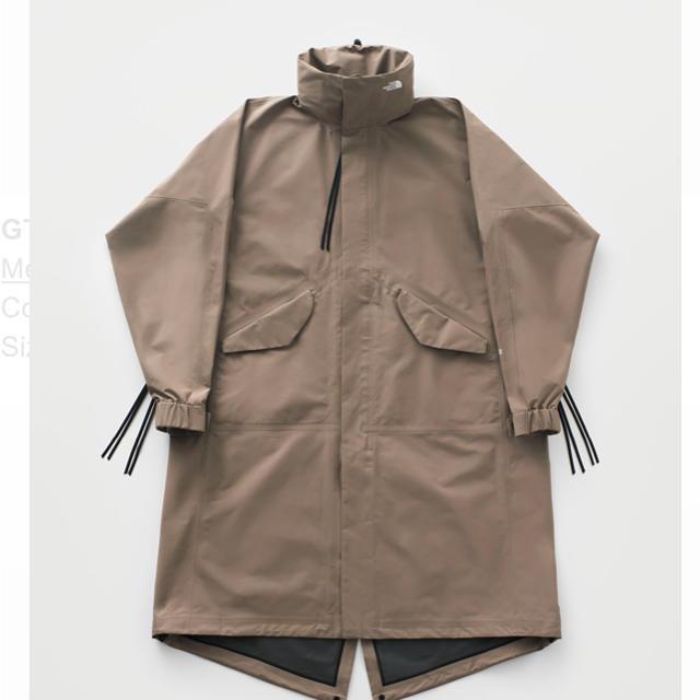 HYKE(ハイク)のS hyke the  north face GTX Military Coat メンズのジャケット/アウター(ミリタリージャケット)の商品写真