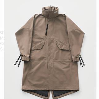 ハイク(HYKE)のS hyke the  north face GTX Military Coat(ミリタリージャケット)
