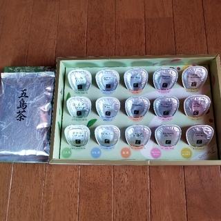 ネスレ(Nestle)のお得!レア!ネスレ スペシャルTバラエティーボックス15パックと五島茶セット!(茶)