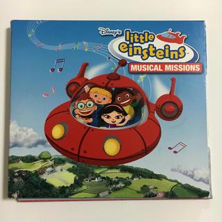 Disney - little Einsteins Musical missions CD 1枚