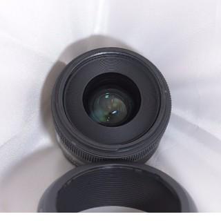 シグマ(SIGMA)の美品:SIGMA 30mm F1.4 単焦点レンズ Nikon(レンズ(単焦点))