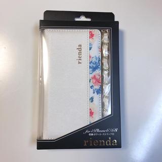 リエンダ(rienda)のiPhone 6.6sケース  rienda(iPhoneケース)