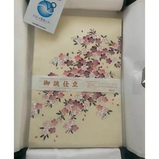 春!桜柄 9寸名古屋帯(帯)