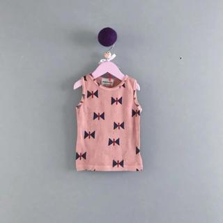 ボボチョース(bobo chose)のsale⚫︎BOBO CHOSES⚫︎ バタフライのトップス 18〜24M(Tシャツ/カットソー)