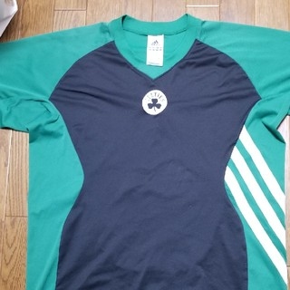 アディダス(adidas)のボストン セルティックス Tシャツ(バスケットボール)