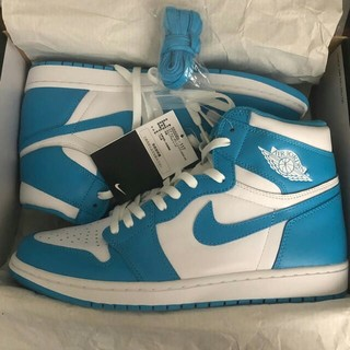 ナイキ(NIKE)のNIKE Air Jordan 1 OFF-WHITE UNC 27.5cm(スニーカー)