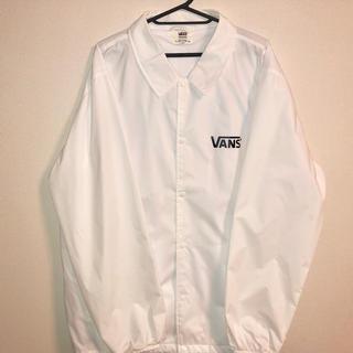 ヴァンズ(VANS)のVANS バンズ コーチジャケット 未使用品(ナイロンジャケット)