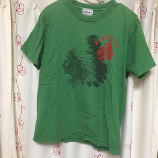 ツインズアコースティック(Twins Acoustic)のアコースティック Tシャツみどり M(Tシャツ/カットソー(半袖/袖なし))