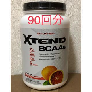 XTEND エクステンド BCAA 新品未使用 オレンジ味(アミノ酸)